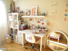 dreamy craft studio