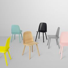 Muuto Nerd chair by David Geckeler