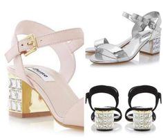 Dune London Blog: Have You Seen Our New HARAH Sandals? #dunelondon #duneshoes #sandal #summer #diamante
