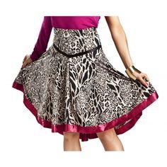 Selina skirt / Leopard