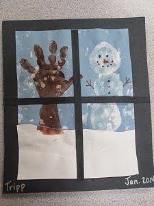 Mrs. Karen's Preschool Ideas: Baby It's Cold Outside!