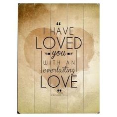 Everlasting Love Graphic Art Print Multi-Piece Image on Wood by Wayfair