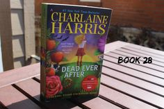 Book 28: Dead Ever After - 500 Books
