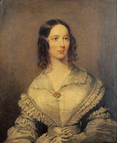 Augusta Cargill, ca. 1840; University of Aberdeen ABDUA 30036