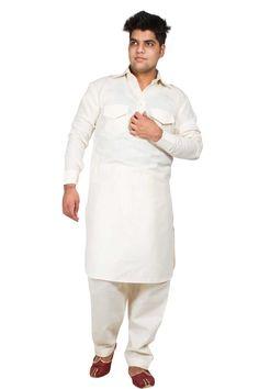 Cream Lilen & Cotton Pathani Suit Prix:-38,19 € Andaaz Mode nouvelle arrivée mens ethniques portent Cream Lilen Pattani Kurta Pyjama http://www.andaazfashion.fr/cream-lilen-cotton-pathani-suit-5101.html