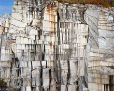 """Rock of Ages #26,"" Abandoned Section, E.L. Smith Quarry, Barre, Vermont, USA, 1991."