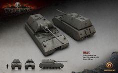 Super-heavy tank Maus, the game World of Tanks Desktop wallpapers Tank I, New Tank, Video Games, World Of Tanks Game, Lego Military, Military Weapons, War Thunder, Tank Destroyer, Tanks
