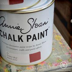 Annie Sloan Chalk Paint™ tintas decorativas | Atelier Autêntico