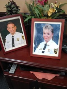JAC conference room reminder of who runs Broward County Sheriff's Office Scott Israel