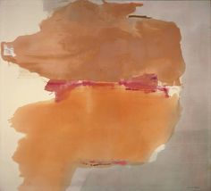 Helen Frankenthaler, Sphinx, 1976, Acrylic on canvas 105 x 114 inches (266.7 x 289.6 cm)