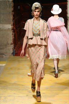 Sfilata Antonio Marras Milano - Collezioni Primavera Estate 2018 - Vogue