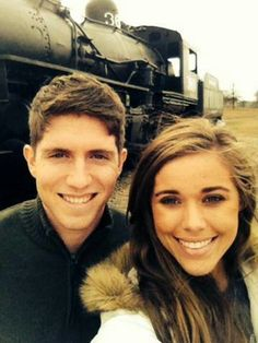 jessa duggar and ben seewald. this's my favorite picture of them.