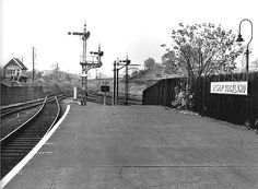 Bishop Auckland Station. Abandoned Train Station, Bishop Auckland, Disused Stations, Somewhere In Time, Train Stations, Places Of Interest, Durham, Family History, Railroad Tracks