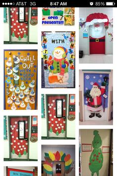 Combo5 Cute Boarders, Advent Calendar, Chill, Presents, Holiday Decor, Home Decor, Gifts, Decoration Home, Room Decor