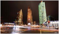 Berlin nights 12 by ori-wolf. @go4fotos