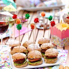 Garden Fiesta AKA Floral Fiesta Pom Pom Picks—Sweet Lulu