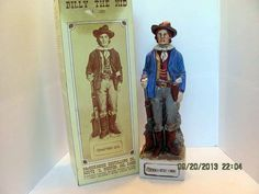 Liquor Decanter of Billy The Kid made by by VintageLoversShop, $30.00