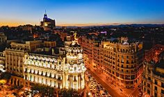 Such a perfect day: Jueves Santo en un Madrid casi vacío