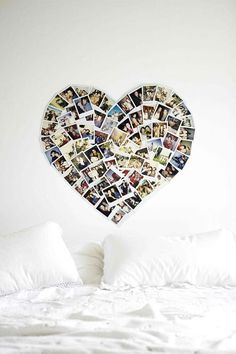 45-Creative-DIY-Photo-Display-Wall-Art-Ideas-homesthetics.net-10.jpg (567×851)