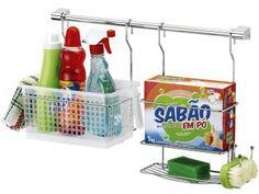 Suporte para Produtos de Limpeza Arthi - Service Home Deluxe 1