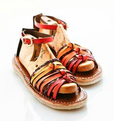 Zapatos para Hombre Sandalias cuero trenzado Matto de
