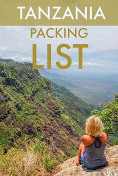 Want to know what to pack while traveling Tanzania? Here is the ultimate Africa packing list.