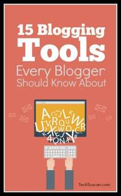 Blogging tools - looking for the best tools to help you market your blog? After over a decade of blogging, here are my top blogging tools for your consideration.