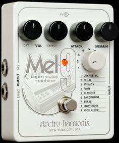 EHX.com | MEL9 - Product Photo | Electro-Harmonix