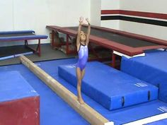 Amazing 4 year old Gymnast Konner McClain. Not sure Danika will be this good by 4 years old but, she loves watching this because if she falls down or falls off, she gets right back up and tries again. Preschool Gymnastics, Gymnastics Tricks, Gymnastics World, Teach Preschool, Tumbling Tips, American Girl Doll Gymnastics, Kids Room Bookshelves, Young Gymnast, Chinese Dance