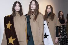 New York Fashion Week Fall 2015's Best Moments - Creatures of the Wind Fall 2015