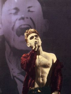 Morrissey and nipple