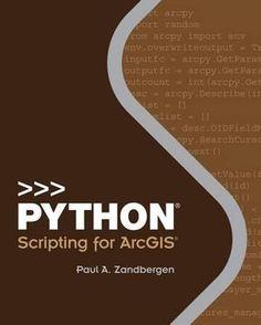 Python Scripting for ArcGIS Pdf Download