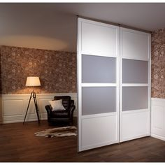 RAMVERK VIT TILL SKJUTDÖRR/RUMSAVDELARE SHOJI - Skjutdörrar - Inomhus - Dörrar & Fönster