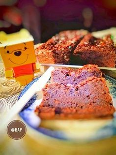 Brownies panggang nyoklat