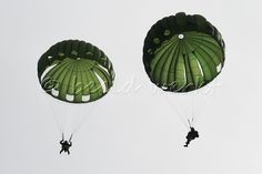 Veghel Market Garden parachute springen herdenkingsprong Kruigenstraat