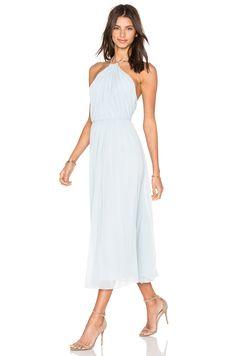 JILL JILL STUART X Back Dress in Clearwater Blue