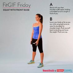 fitgif-friday-squat-with-front-raise