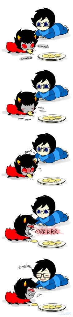 Homestuck Grubs