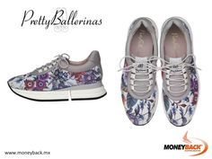 MONEYBACK MEXICO. Pretty Ballerinas also have modern sneakers for girls! The are made in different prints with a very comfortable style. Shop Pretty Ballerinas in Mexico and on your way back to your country get a tax refund with Moneyback! #moneyback www.moneyback.mx