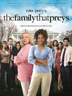 Rent Tyler Perry's The Family That Preys starring Kathy Bates and Alfre Woodard on DVD and Blu-ray. Get unlimited DVD Movies & TV Shows delivered to your door with no late fees, ever. One month free trial! Movies Showing, Movies And Tv Shows, Tyler Perry Movies, Kadee Strickland, Robin Givens, Cole Hauser, Sanaa Lathan, Movies Worth Watching, Movies