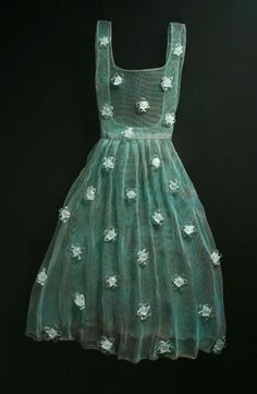 gorgeous antique clothing found at local thrift and consignment shops. Don't forget estate sales too!