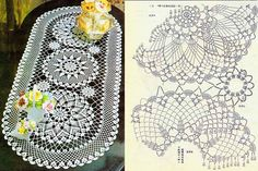 Free Crochet Table Runner Patterns (144)