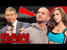 WWE BREAKING NEWS: CM PUNK COMMENTS ON WWE RETURN (WWE CM PUNK UPDATE) - YouTube