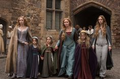 Expect 'The White Princess' to Be an Awesome Lesson in Girl Power