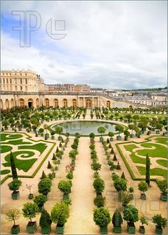 Palace of Versailles    I love all sorts of royalty history, so going here would be spectacular