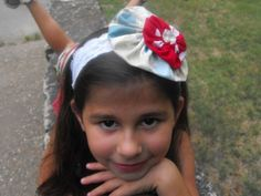 Boho Boutique Girls Headband - Lola $15.00  Gorgeous!  Must have for the girls!