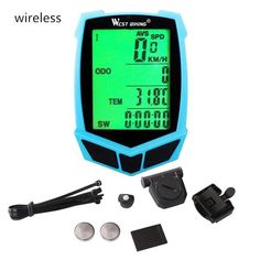 Rider  Wireless GPS  Cycling Bike Computer MULTI Function Customiz Digital BiBE