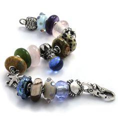 Trollbeads Summer Stone Beach Bracelet