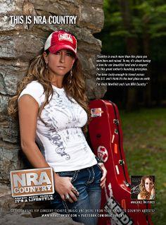 NRA Country artist Heidi Newfield