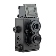 DIY Recesky Twin Lens Camera Kit, $30, now featured on Fab.